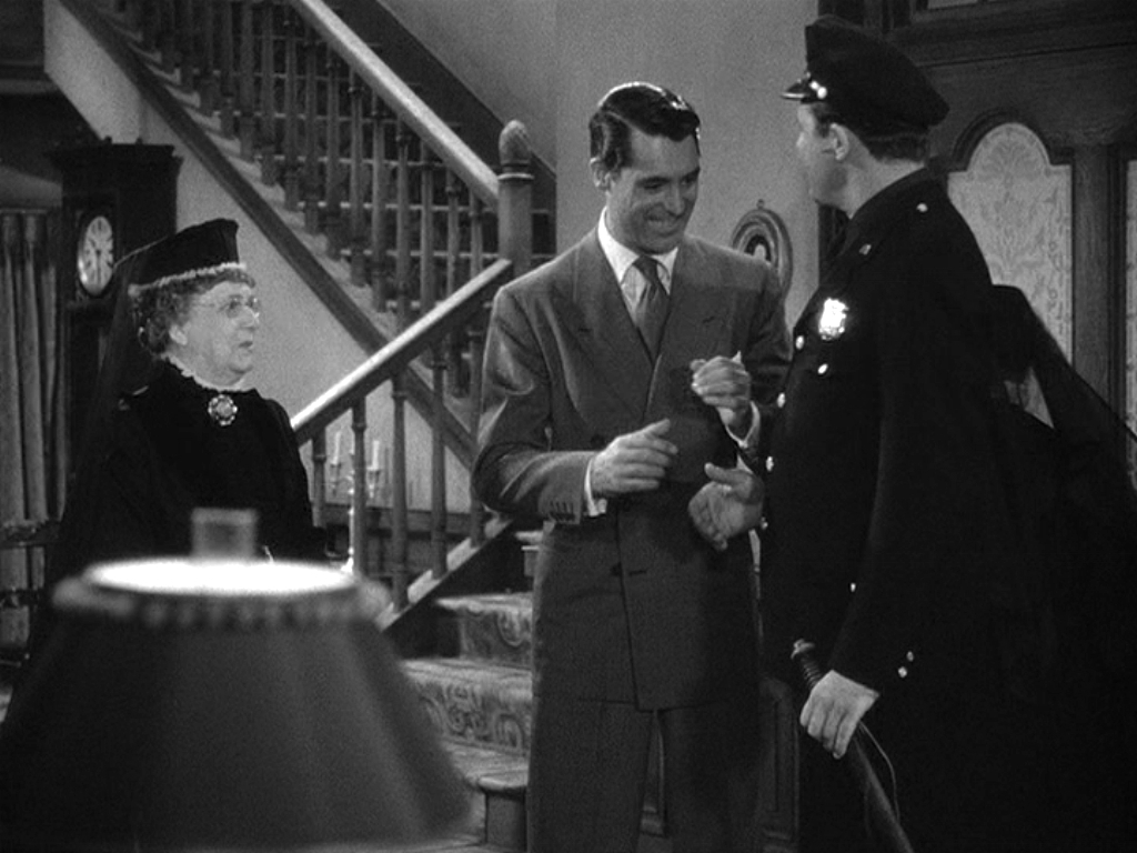an analysis of arsenic and old lace a movie based on a play by joseph kesselring Stereotypes & ignorance of the arsenic and old lace  the play arsenic and old lace written by joseph kesselring highlights how much society can  this movie is.