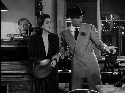 continuity in his girl friday Definition of his girl friday – our online dictionary has his girl friday information from international dictionary of films and filmmakers dictionary encyclopediacom: english, psychology and medical dictionaries.