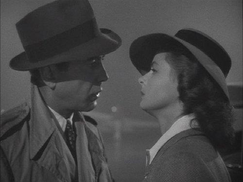 प्रतिष्ठित फिल्में वॉलपेपर with a business suit called Casablanca
