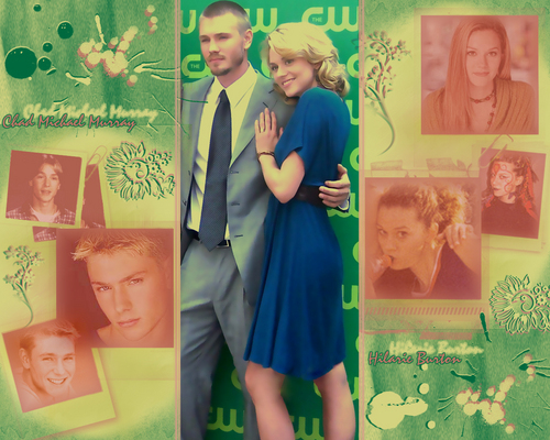 Chad and Hilarie wallpaper entitled Chad and Hilarie
