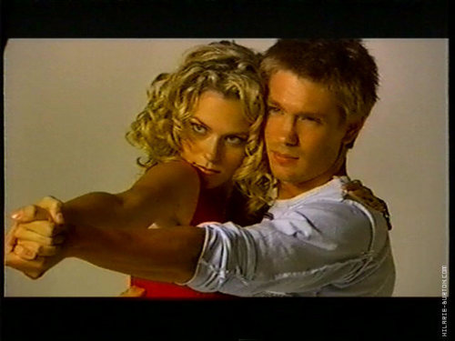 Chad and Hilarie