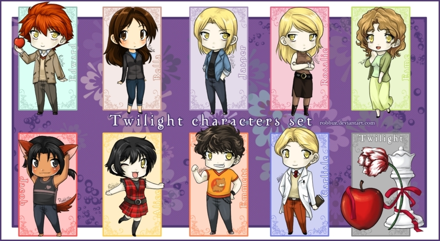 Group of Fanfiction Twilight Images