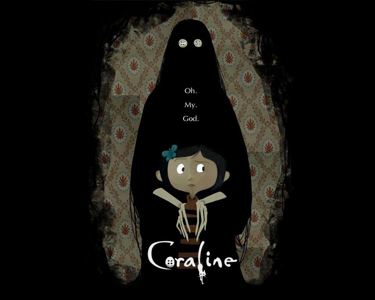 Jon Klassen Coraline