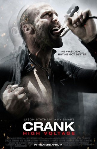 Jason Statham wallpaper entitled Crank 2