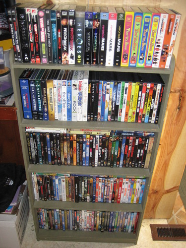 Dasm's DVD Collection