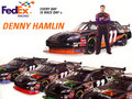 Denny Hamlin - nascar wallpaper