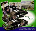 Denny Hamlin - nascar photo