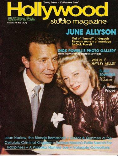 Dick Powell & June Allyson