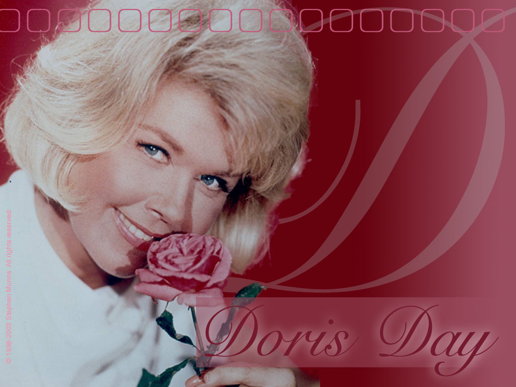 Doris Day  Doris Day Wallpaper 4296676  Fanpop
