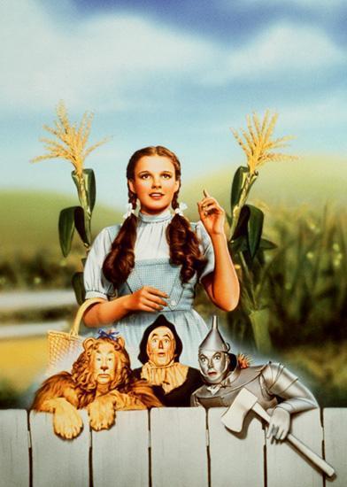 Dorothy and her fiends