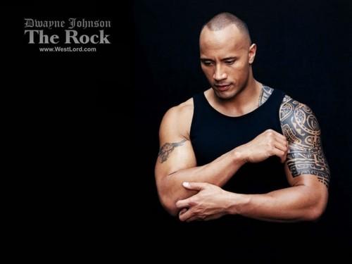 "Dwayne ""The Rock"" Johnson Обои titled Dwayne <3"