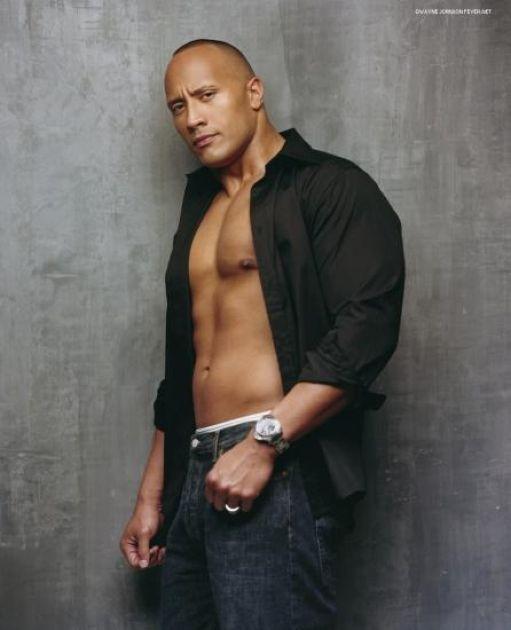 """Dwayne """"The Rock&..."""