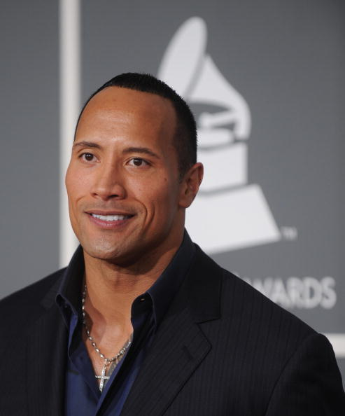 Dwayne At 2009 Grammys.