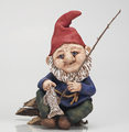Fishing Gnome - gnomes photo