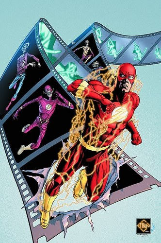 Flash>Rebirth