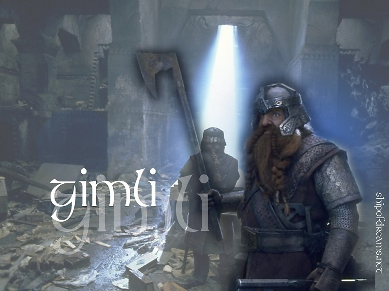 lord of rings wallpaper. Gimli - Lord of the Rings