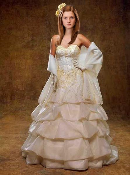 Ginny-Beautiful bride