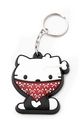 Hello Kitty Mad Barbarian Bandanna Keychain