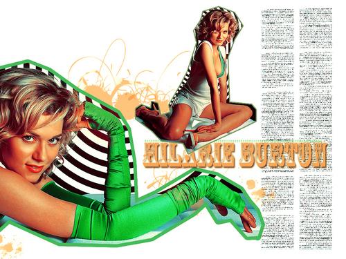 Hilarie Burton Wallpaper