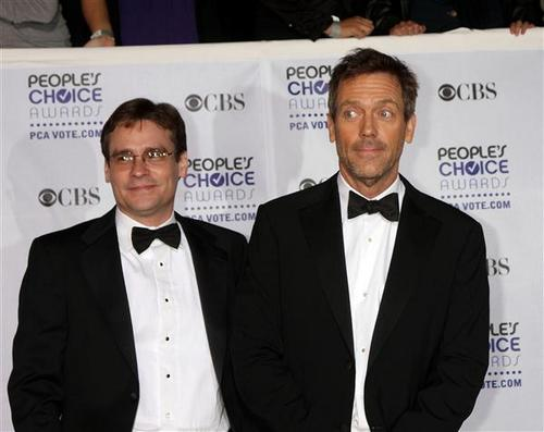 Hilson and Hugh and RSL