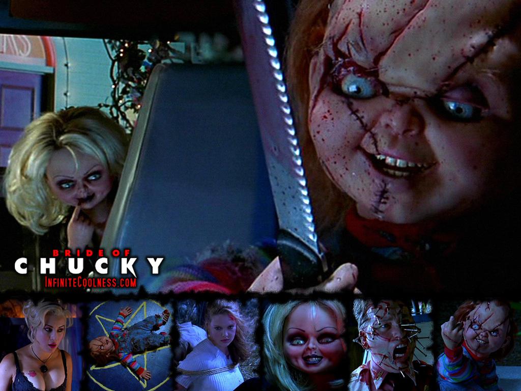 Horror movie wallpaper