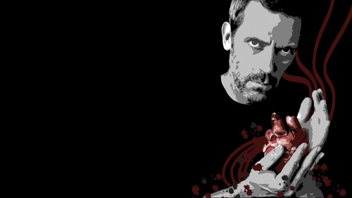 House - dr-gregory-house Wallpaper