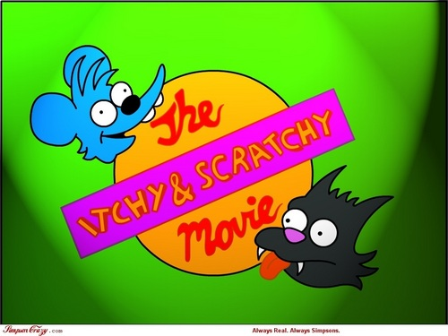 Itchy and Scratchy Movie