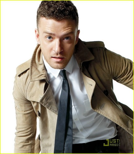 Justin Timberlake wallpaper possibly containing a business suit called Justin