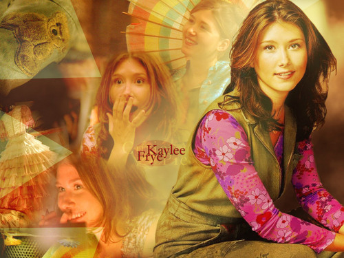 Firefly wallpaper called Kaylee