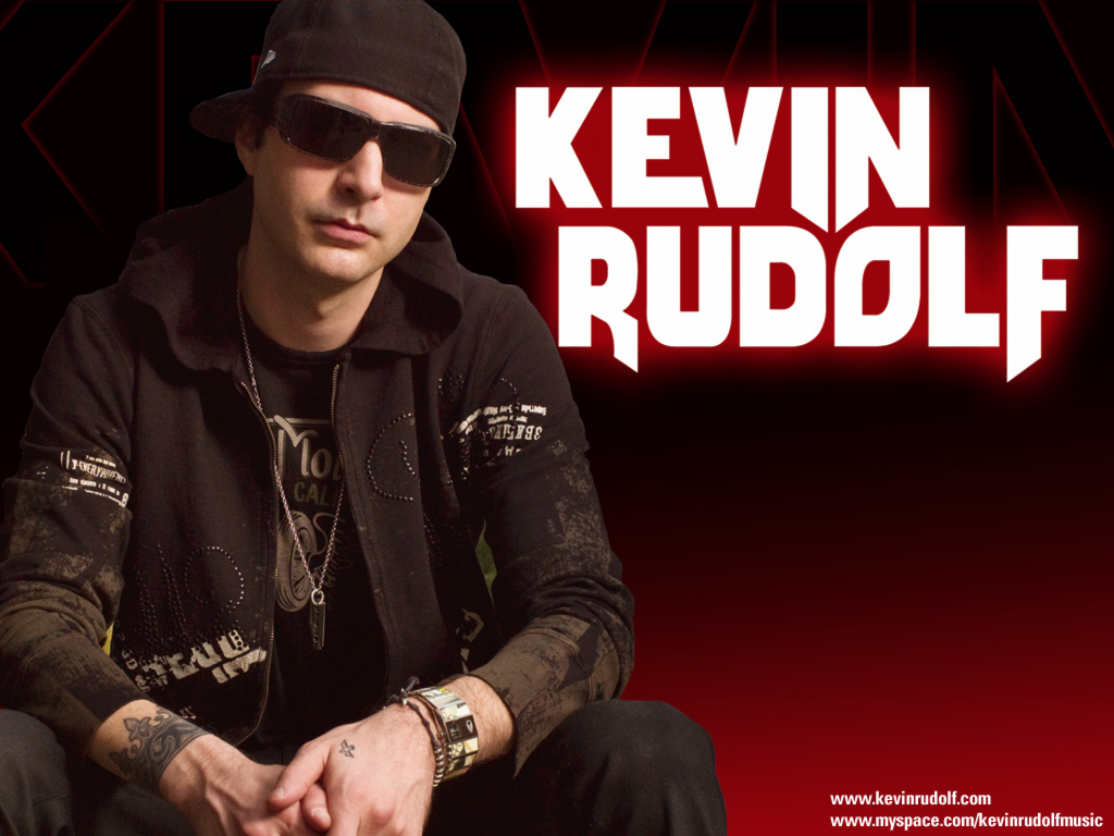Kevin Rudolf Offical Wallpaper