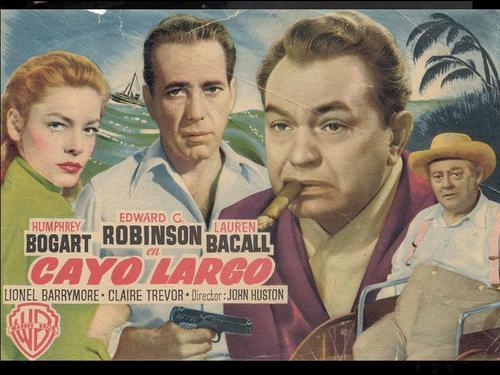 Classic Movies wallpaper with anime entitled Key Largo