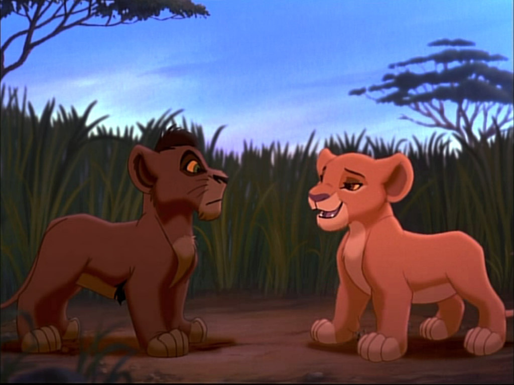 View topic - Kovu's ears compared to everyone else's ...