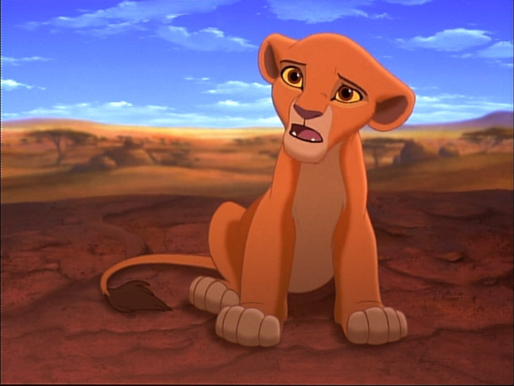 The Lion King 2:Simba's Pride images Kiara & Kovu HD ...