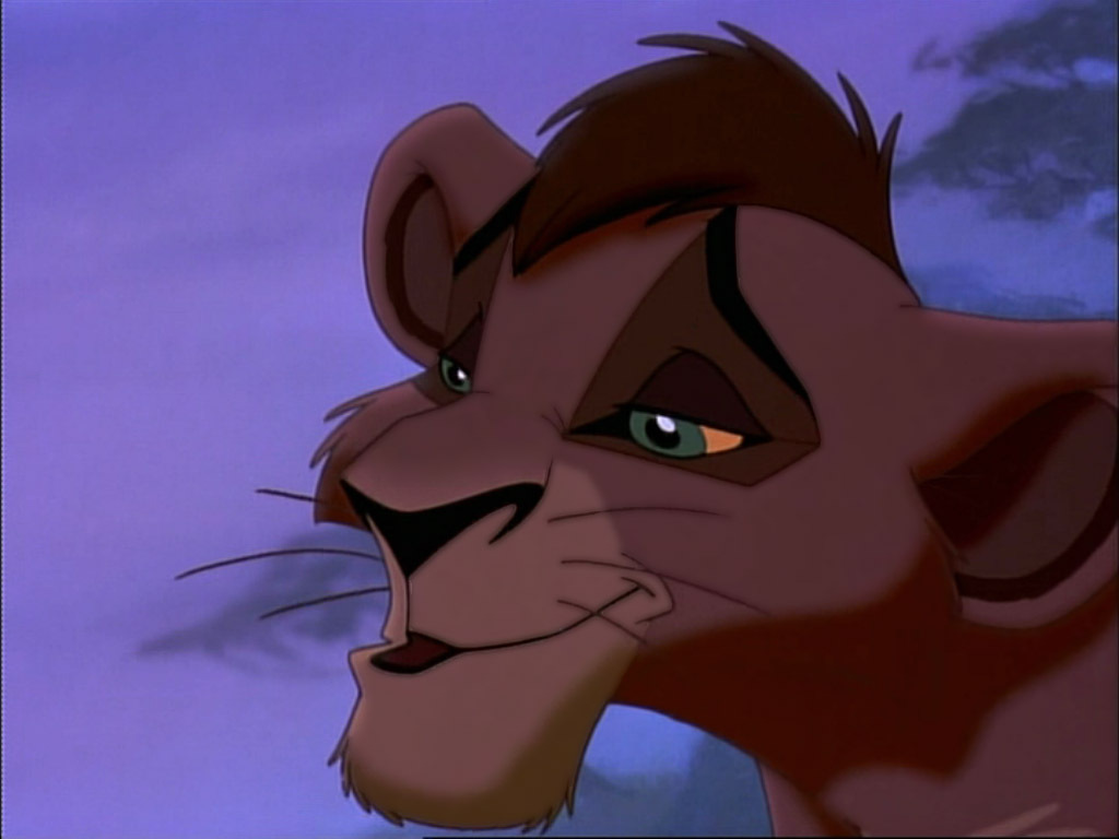 Lion king kovu - photo#19