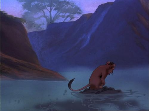 The Lion King 2:Simba's Pride wallpaper called Kovu