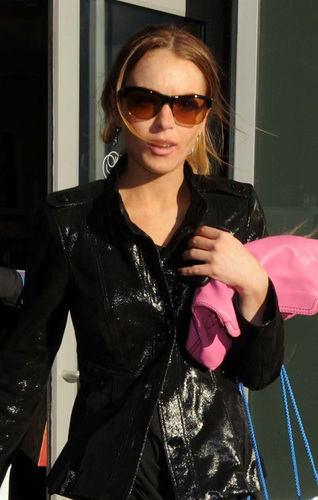 Lindsay Out in NY