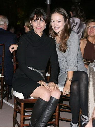 Lisa and Olivia