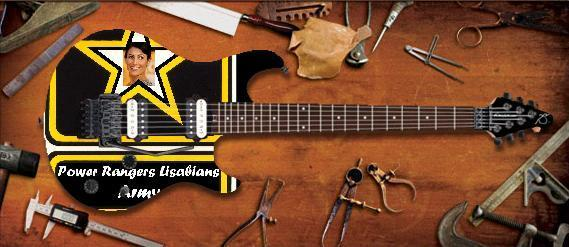 Lisabian Suggestion Logo gitarre