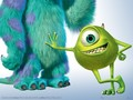 MIKE! - monsters-inc wallpaper