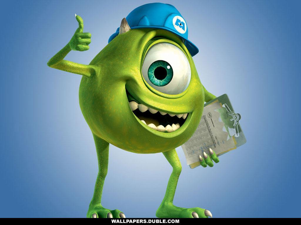 Monsters  Inc  MIKE
