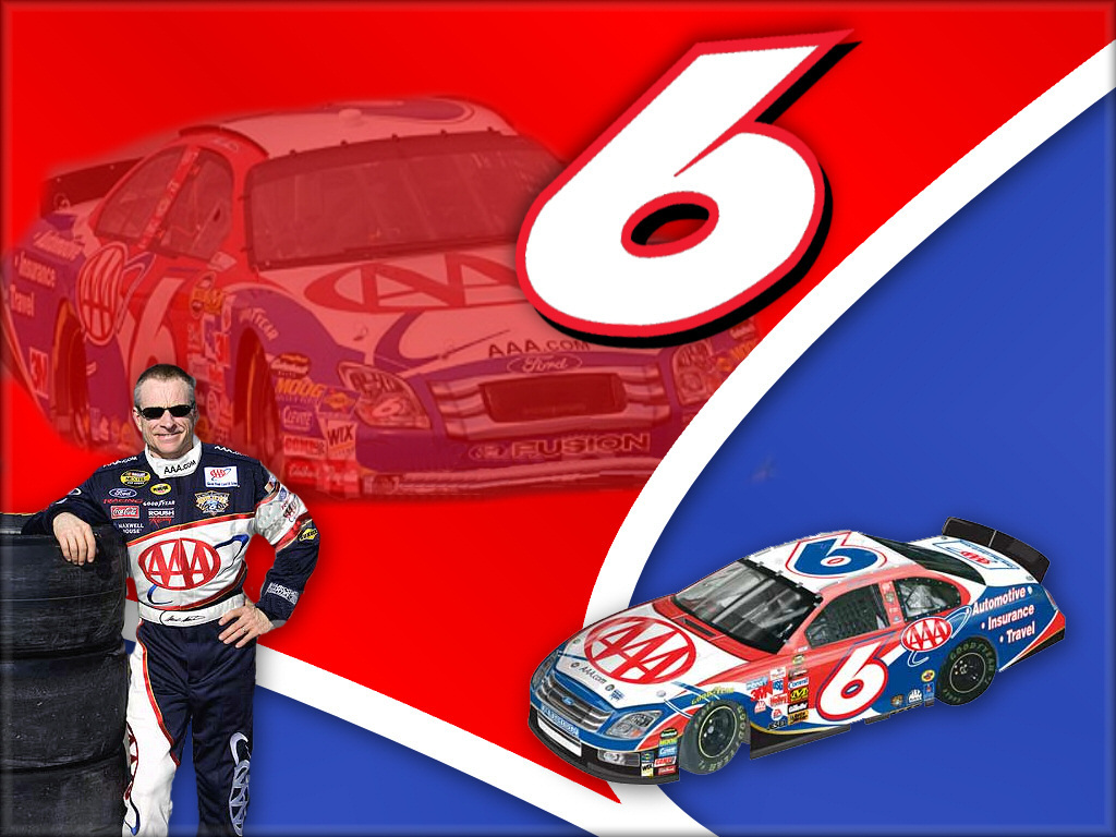 MARK MARTIN - NASCAR Wallpaper (4262398) - Fanpop