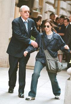 Michael and Sandra Bullock