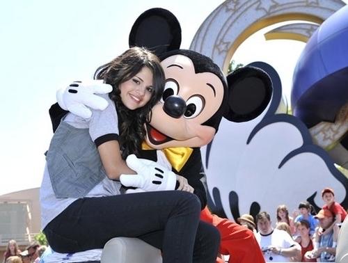 Mickey & Selena