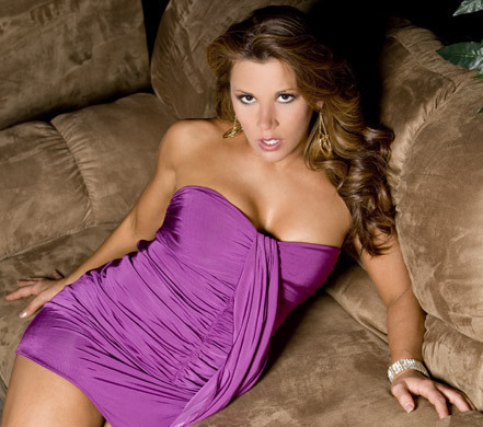 mickie james wallpaper. Mickie James �Hardcore mickie