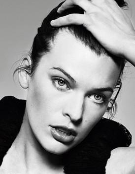 Milla in Elle France
