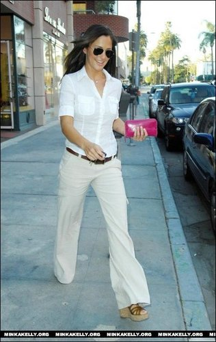 Minka in Beverly Hills