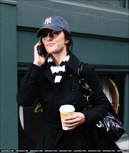 Minka in NYC