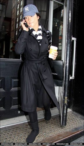 Minka in NYC