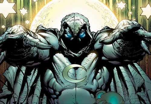 Moon Knight - marvel-comics Photo