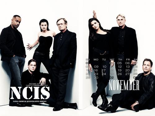 NCIS - Calendar 2009